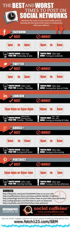 More SEO Infographics