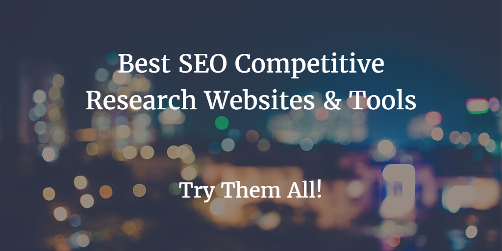 Best SEO Websites